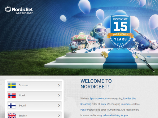 Nordicbet Casino Review